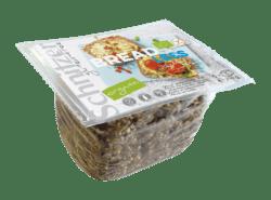 Schnitzer GLUTENFREE BREAD LESS - Glutenfreies Bio Saatenbrot ohne Mehl und Hefe 4x350g