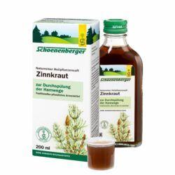 Schoenenberger® Zinnkraut,Naturreiner Heilpflanzensaft 200ml