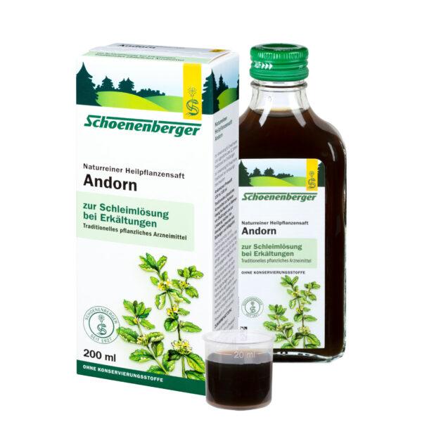 Schoenenberger® Andorn, Naturreiner Heilpflanzensaft bio 200ml