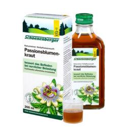 Schoenenberger® Passionsblumenkraut, Naturr. Heilpflanzensaft bio 200ml