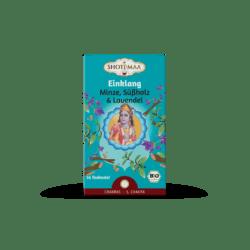 Shoti Maa Einklang - Minze, Süßholz & Lavendel 6x32g