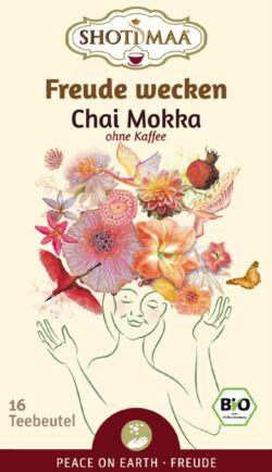 Shoti Maa PEACE ON EARTH Freude wecken - Chai Mokka 6x32g