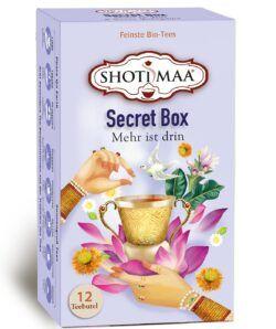 Shoti Maa Secret Box - Probier- und Geschenkpackung 6x23,6g