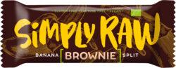 Simply Raw Brownie Banana Split 16x45g