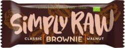 Simply Raw Brownie Classic Walnut 16x45g