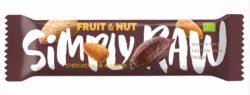 Simply Raw Fruit & Nut Chocacoa & Almond 15x40g