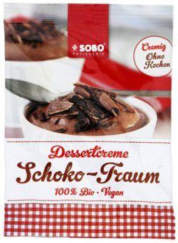 Sobo Dessertcreme Schoko-Traum 12x74g