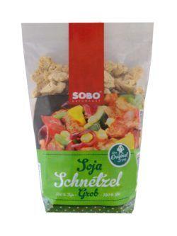 Sobo Soja-Schnetzel, Grob 6x150g