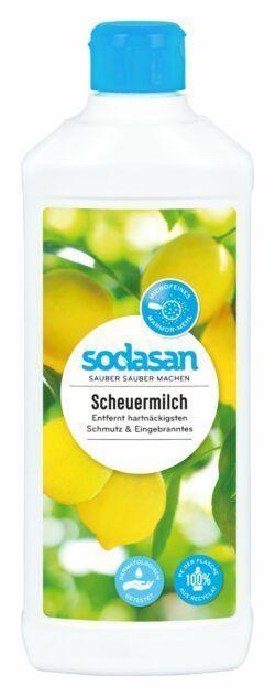 sodasan Scheuermilch 6x0,5l