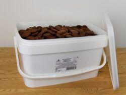 Sommer & Co. Bio Dinkelkekse Hanf-Schoko mit Macawurzel unverpackt im Eimer 6kg