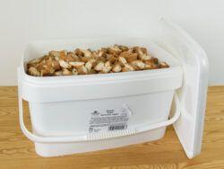 Sommer & Co. Demeter Dinkel Cantuccini vegan unverpackt im Eimer 5,5kg
