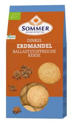 Sommer & Co. Erdmandel Kekse aus Dinkel 150g