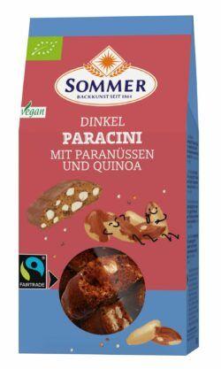 Sommer & Co. FAIRTRADE - Paracini 6x150g