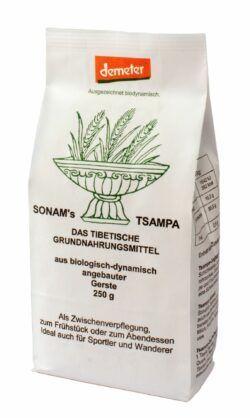 Sonam's Tsampa aus Gerste 8x250g