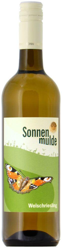 Sonnenmulde Bioweine Welschriesling Bio-Qualitätswein trocken 6x0,75l
