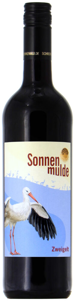 Sonnenmulde Bioweine Zweigelt Bio-Qualitätswein trocken 0,75l