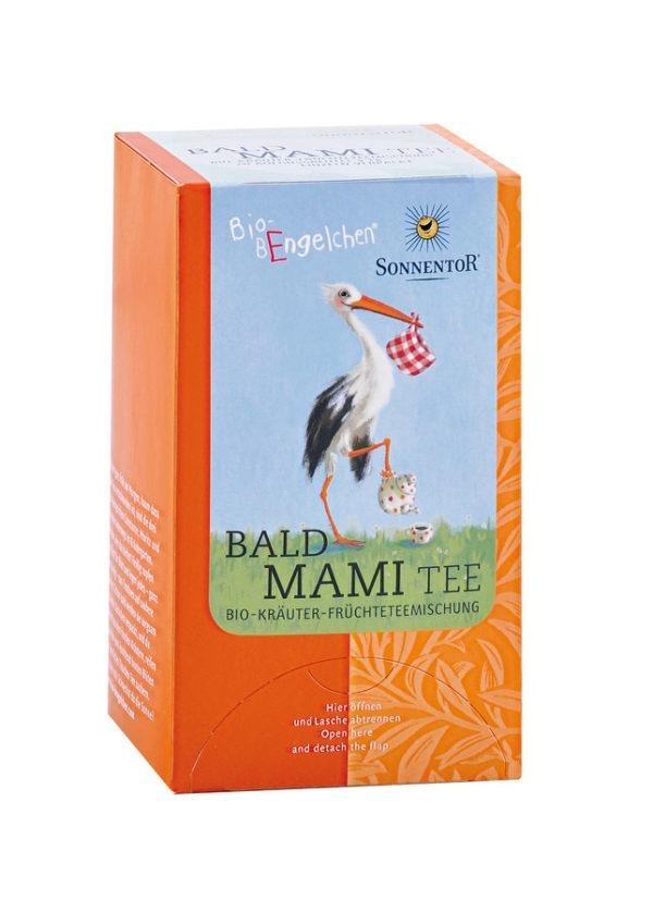 Sonnentor Bald Mami Tee Bio-Bengelchen®, Einkammerbeutel 6x20g