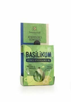 Sonnentor Basilikum ätherisches Gewürzöl 4,5ml