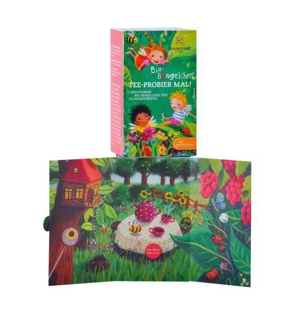Sonnentor Bio-Bengelchen® Tee Probier mal!, Beutel 6x31g