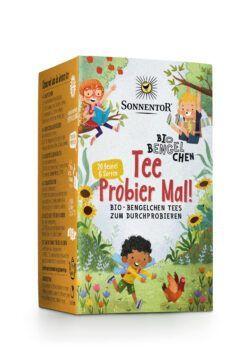 Sonnentor Bio-Bengelchen® Tee Probier mal!, Doppelkammerbeutel 6x32,8g
