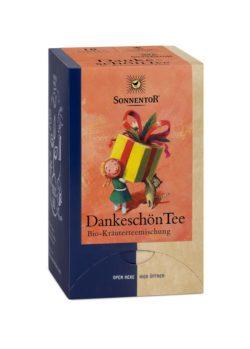 Sonnentor Dankeschön Kräutertee, Doppelkammerbeutel 6x27g