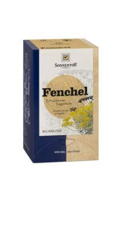 Sonnentor Fenchel Tee, Doppelkammerbeutel 6x27g