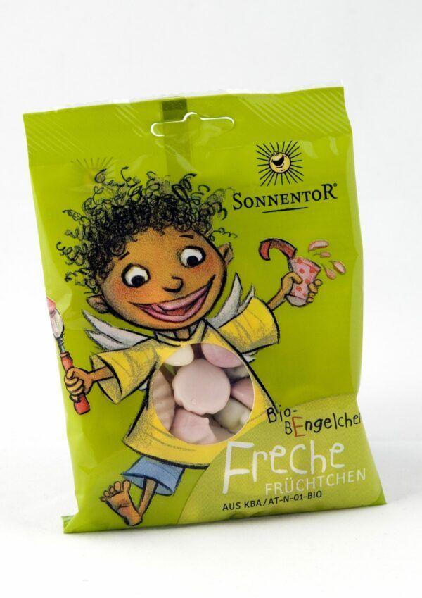 Sonnentor Freche Früchtchen Bio-Bengelchen®, Packung 100g