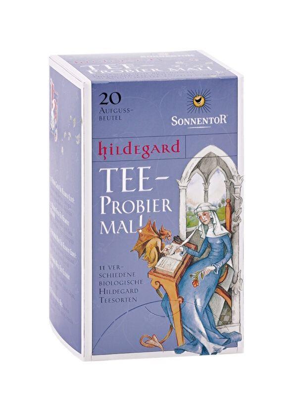 Sonnentor Hildegard Tee Probier mal!, Beutel 6x28,8g