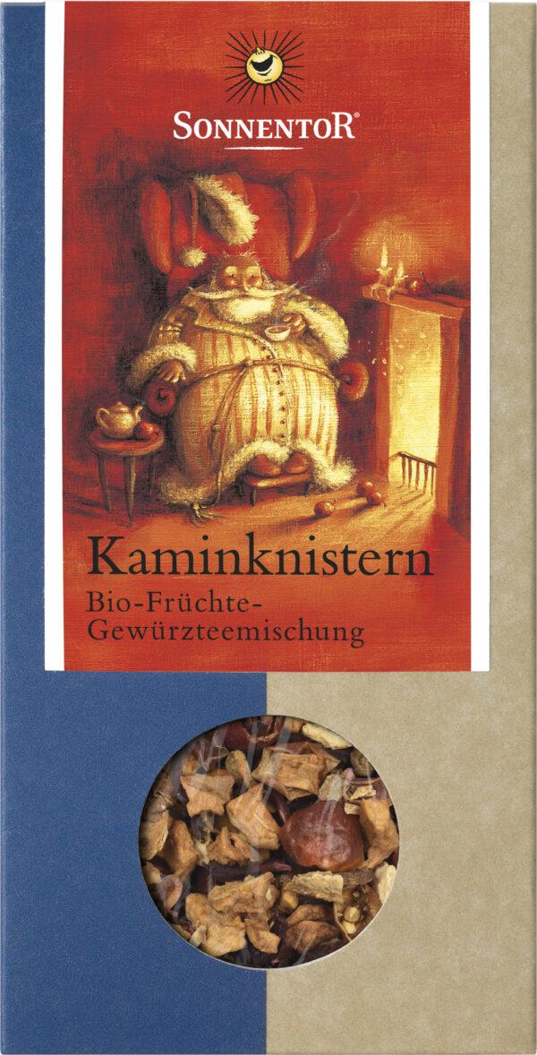 Sonnentor Kaminknistern Früchtetee lose 6x100g