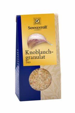 Sonnentor Knoblauch granuliert, Packung 6x40g