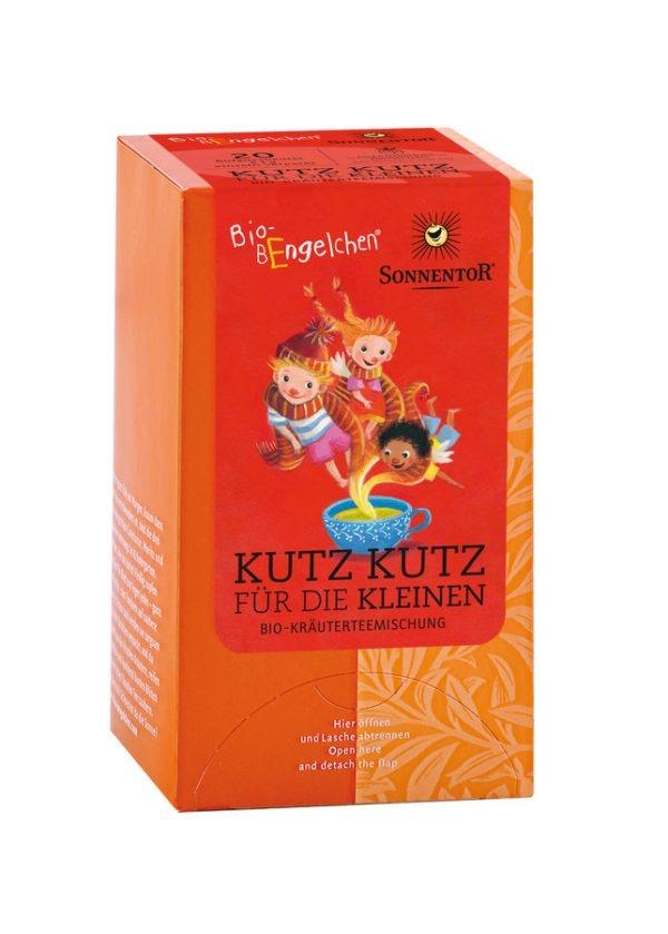 Sonnentor Kutz Kutz für die Kleinen Tee Bio-Bengelchen®, Einkammerbeutel 6x20g