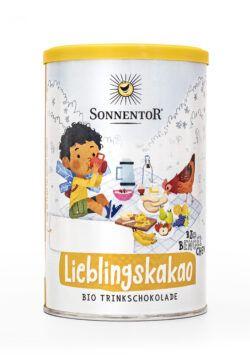 Sonnentor Lieblingskakao Trinkschokolade Bio-Bengelchen®, Dose 6x300g