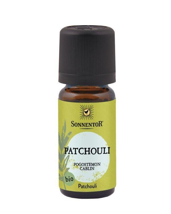 Sonnentor Patchouli ätherisches Öl 10ml