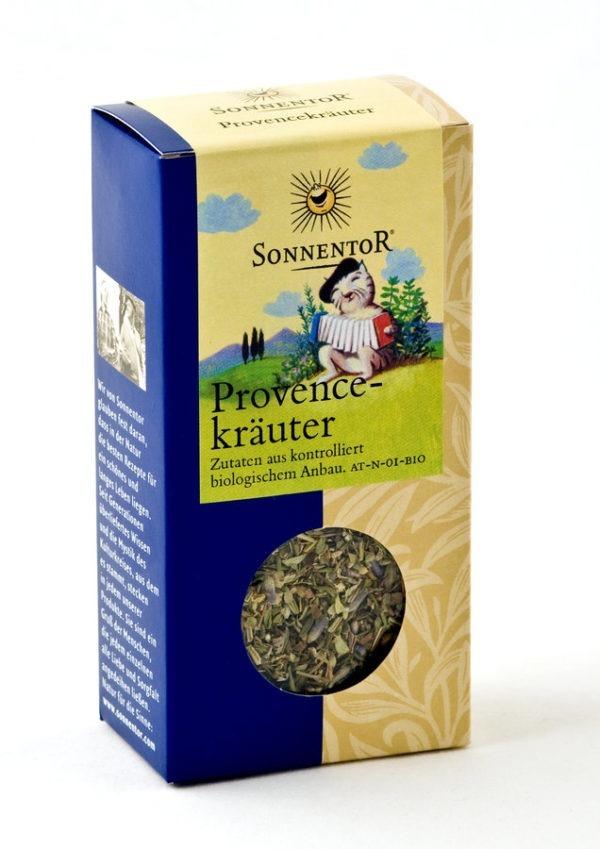 Sonnentor Kräuter à la Provence (vormals Provencekräuter), Packung 6x25g