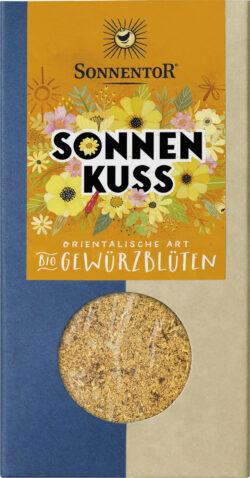 Sonnentor Sonnenkuss Gewürzblüten, Packung 40g
