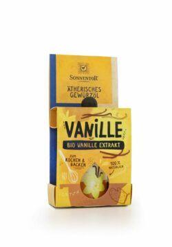 Sonnentor Vanille-Extrakt ätherisches Gewürzöl 4,5ml