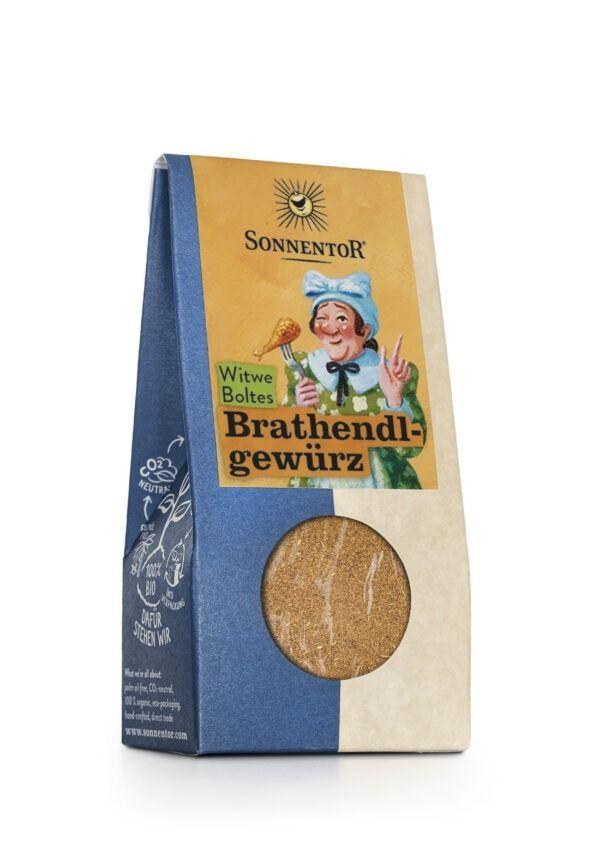 Sonnentor Witwe Boltes Brathendlgewürz, Packung 6x35g