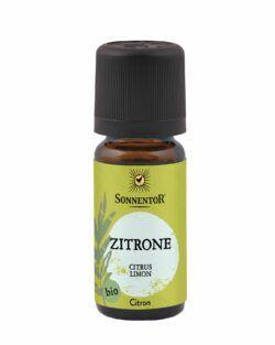 Sonnentor Zitrone ätherisches Öl 10ml
