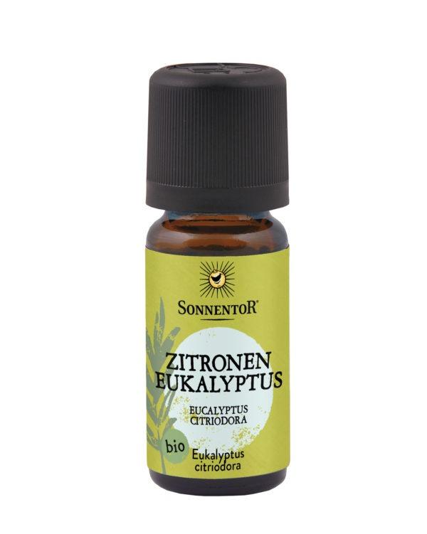 Sonnentor Zitroneneukalyptus ätherisches Öl 10ml
