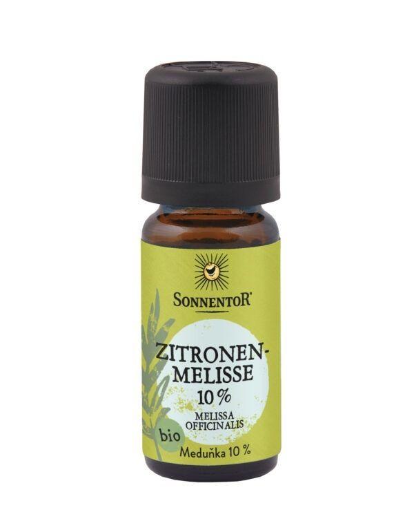 Sonnentor Zitronenmelisse 10% (in Jojobaöl) ätherisches Öl 10ml