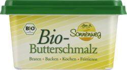 Sonnenweg Bio-Butterschmalz 2 kg Karton DE-ÖKO-006 - Herkunft: EU-Landwirtschaft 8x250g
