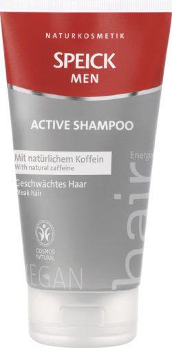 Speick Men Active Shampoo 150ml