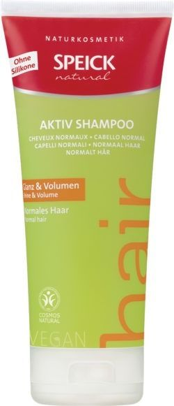 Speick Natural Aktiv Shampoo Glanz & Volumen 200ml