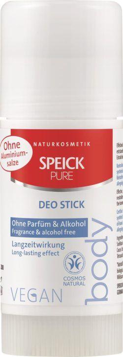 Speick Pure Deo Stick 40ml