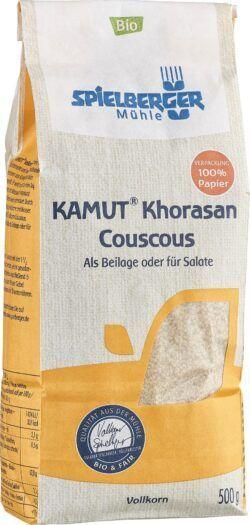 Spielberger Mühle Kamut® Khorasan Couscous, kbA 4x500g
