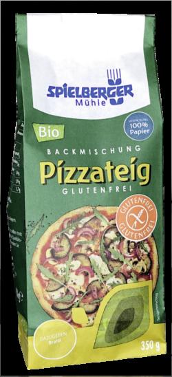 Spielberger Mühle Backmischung für glutenfreien Pizzateig, kbA 4x350g