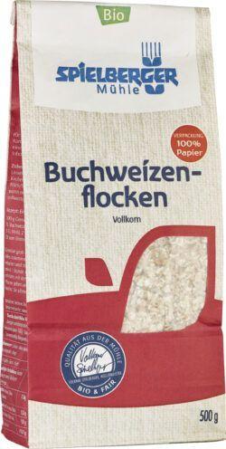 Spielberger Mühle Buchweizenflocken, kbA 500g