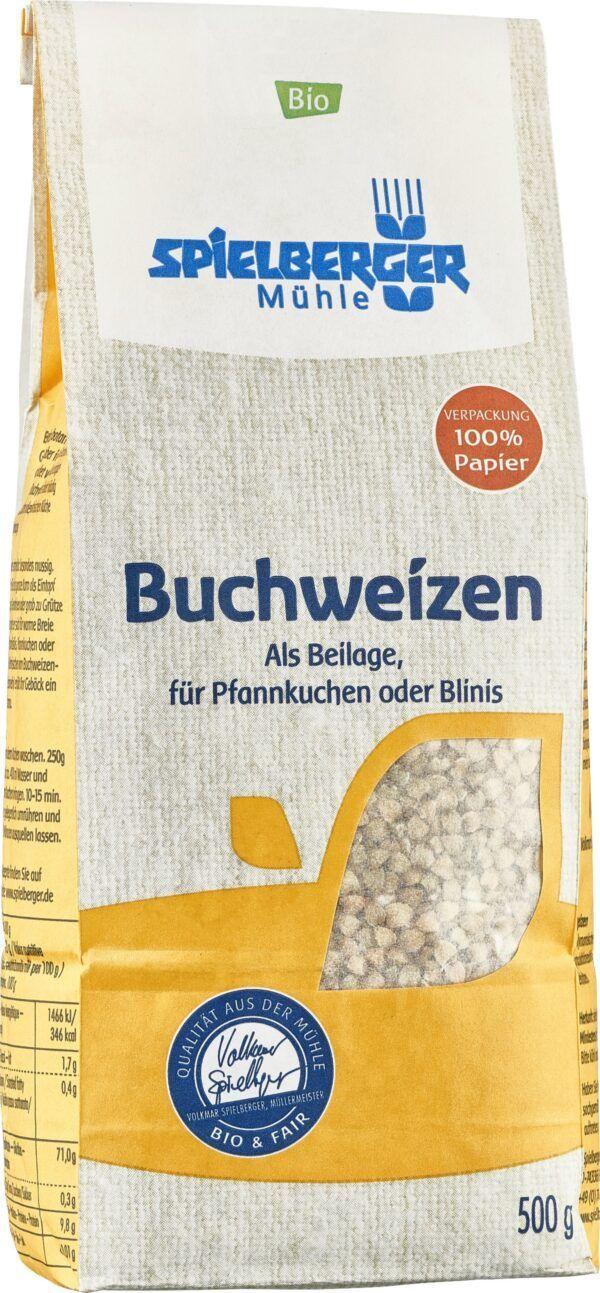 Spielberger Mühle Buchweizen, kbA 4x500g