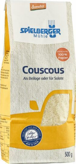 Spielberger Mühle Couscous, demeter 4x500g