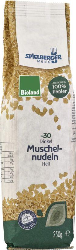 Spielberger Mühle Dinkel-Muschelnudeln, bioland 15x250g